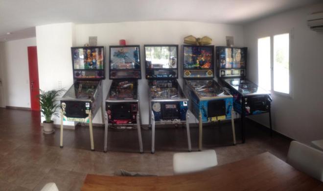 "Gameroom ""grand angle"""