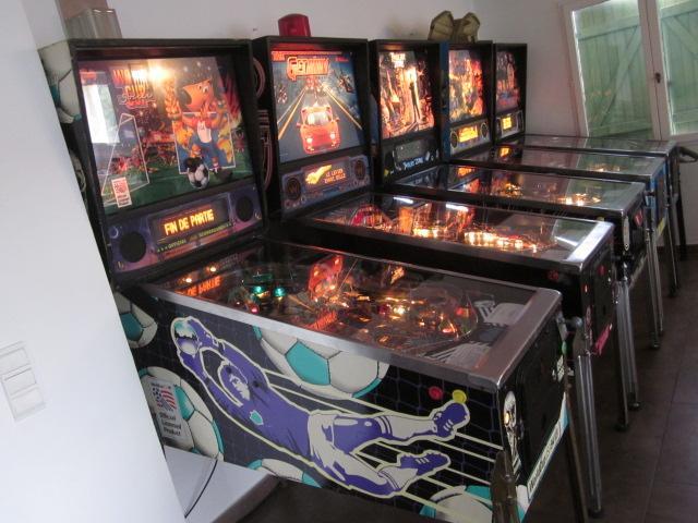 La game room