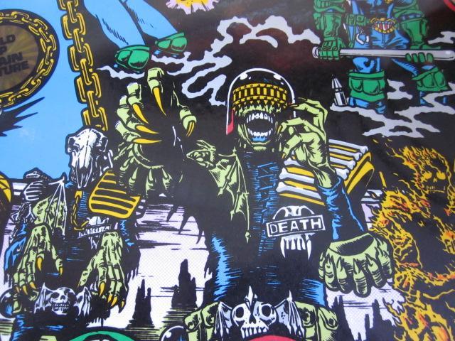 Judge Dredd / Ballly / 1993
