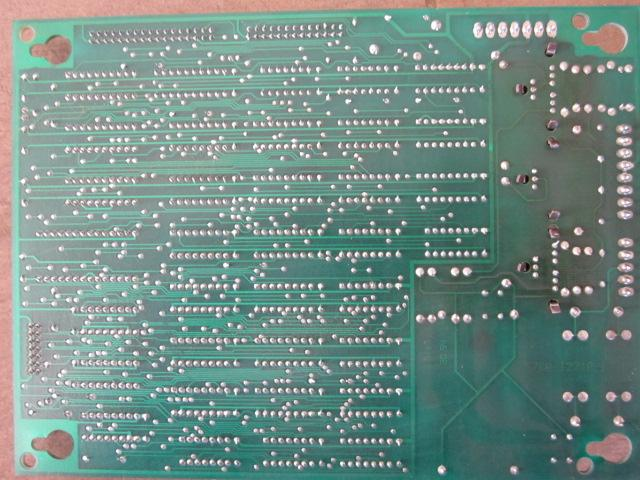 Dot matrix controller board