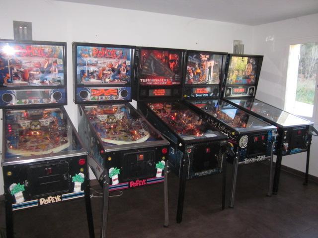 T3 intégré dans la gameroom