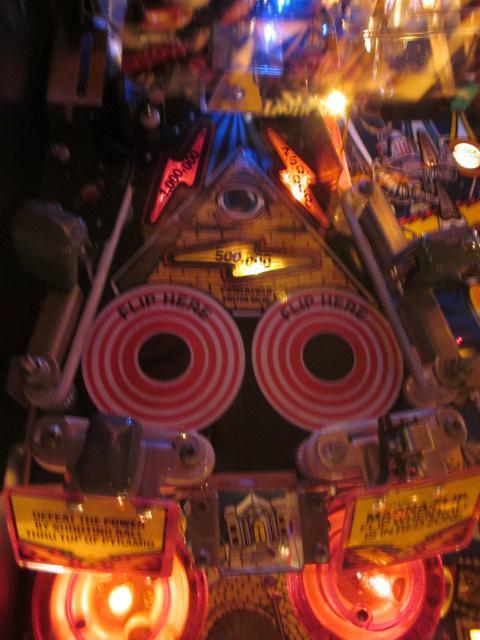 Mini playfield TZ